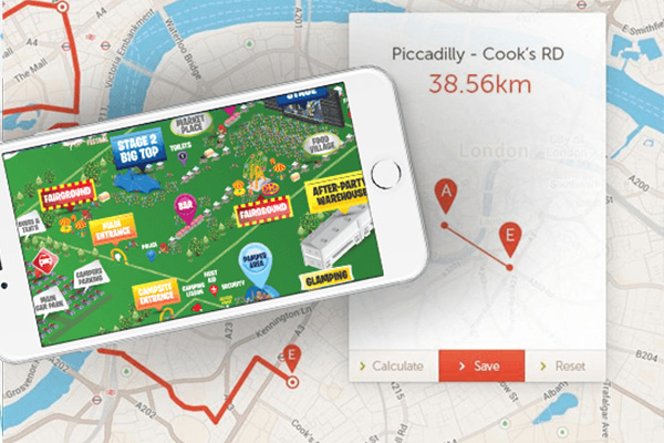 Interactive Map by WPO