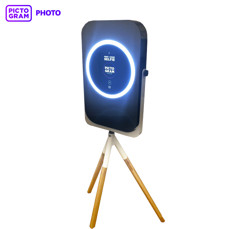 Pictogram PHOTO gif machine
