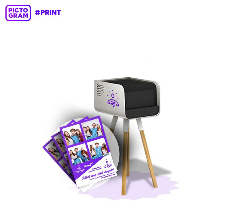 Pictogram Print social printer
